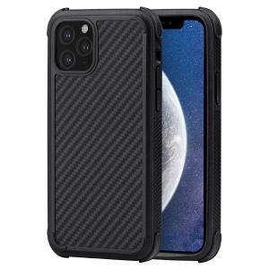 「PITAKA」MagEZ Case Pro iPhone 11 Pro 対応 ケース アラミド繊維...