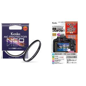 Kenko カメラ用フィルター MC プロテクター NEO 72mm レンズ保護用 727201 &...