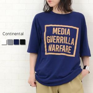 MEDIAロゴ ビッグシルエット 半袖Tシャツ フリーサイズ レディース 半袖ロゴTシャツ ビッグシルエット オーバーシャツ 2017春再販