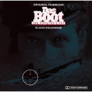 Das Boot: Original Filmmusik [CD] Klaus Doldinger U ボート【輸入盤】