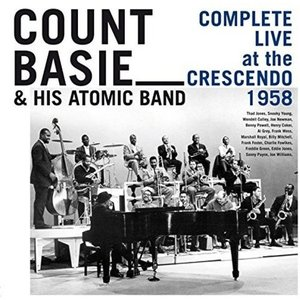 Complete Live At The [CD] Basie, Count & His A