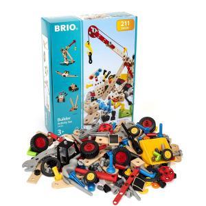 BRIO (ブリオ) WORLD ビルダー アクティビティセット [ 工具遊びおもちゃ ] 34588|cony