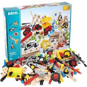 BRIO (ブリオ) WORLD ビルダー クリエイティブセット [ 工具遊び おもちゃ ] 34589|cony