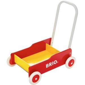 BRIO (ブリオ) WORLD  手押し車赤   31350|cony