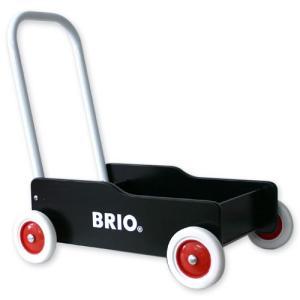 BRIO (ブリオ) WORLD  手押し車黒   31351|cony