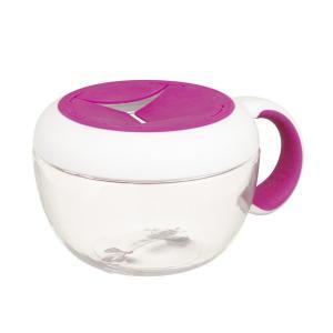 (オクソートット)カバー付きフリッピースナックカップ/ピンク(FDOX6125800)|cony