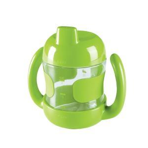 (オクソートット)ニューハンドル付きシッピーカップ グリーン (FDOX6172000)|cony