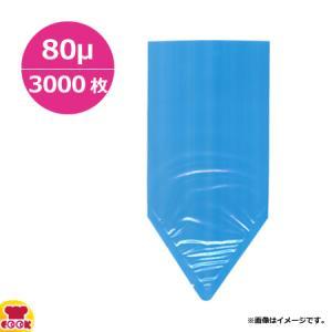 MICS化学 AOV規格袋 当店一番人気 AOV500 実物 150×310×厚80μ 代引不可 送料無料 3000枚入