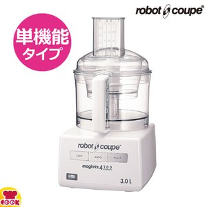 <title>ロボクープ マジミックス RM-4200VD 品質保証 単機能 送料無料 代引不可</title>