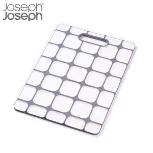 Joseph Joseph ジョセフジョセフ まな板 グリップトップ ホワイト|cooking-clocca