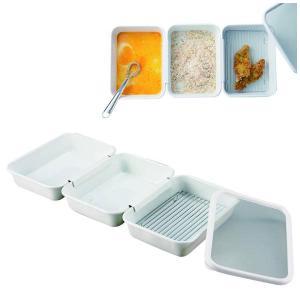 よくばりバット 5点セット ホーロー バット ホワイト 富士ホーロー 天ぷらバット 送料無料|cooking-clocca