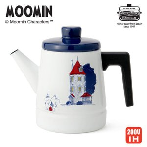 MOOMIN ムーミン ホーロー コーヒーポット 1.6L 富士ホーロー ほうろう|cooking-clocca