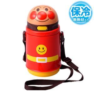 ■品名 アンパンマン ストロー付きダイカット水筒(保冷) KK-318 ■サイズ 幅110×奥行98...