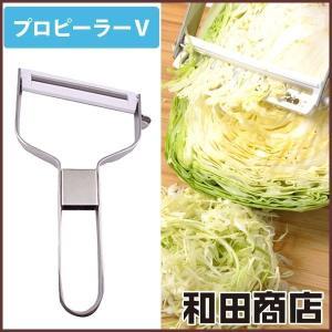 和田商店 復刻版プロピーラー V ステンレス|cooking-clocca