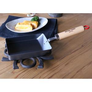 リバーライト 極 FUWA 卵 IH対応 RIVER LIGHT フライパン 卵焼き 玉子焼き器 送料無料|cooking-clocca