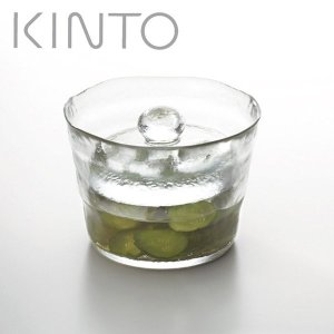 KINTO キントー 浅漬鉢 クリア 55010 キッチングッズ|cooking-clocca