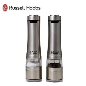 Russell Hobbs 電動ミル ソルト&ペッパー(2本入り)