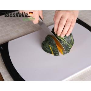 Westfalia ウエストファリア 抗菌まな板 L イオンピュア配合 ブラック 富士ホーロー|cooking-clocca