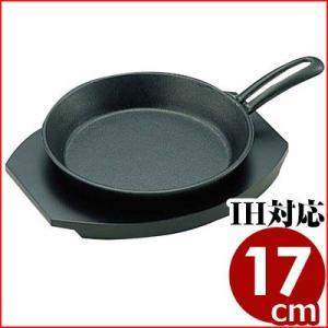 池永鉄工 鉄製パスタ・プレ-トII Φ170mm 食卓に出せるフライパン|cookwares