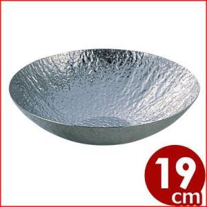 卓上鍋 ステンレスあられ鍋 19cm 寄せ鍋 取っ手なし鍋 鍋料理 ガス用 コンロ用 ステンレス|cookwares
