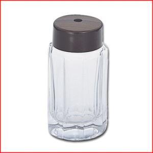 十角 木目とうがらし入れ MO-10 薬味 一味 七味 調味料 入れ物 容器 卓上|cookwares