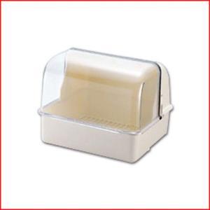 フードケース メロディー 28型 白 プラスチック製 27.8×24.5cm×高さ22cm 容器 入れ物 カバー付き(※蓋付き)保存 保管 食器 コップ 調味料|cookwares