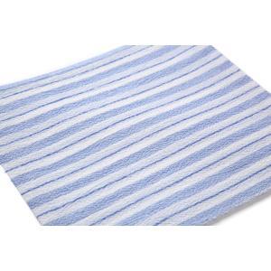 くーる&ほっと 昔ながらのレーヨン袋あかすり 日本製(群馬県で製造)2枚組(ピンク&ブルー)|cool-and-hot|07