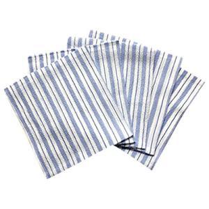 くーる&ほっと 昔ながらのレーヨン袋あかすり 5枚組 日本製(群馬県で製造)青|cool-and-hot|02