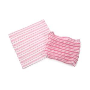 くーる&ほっと 昔ながらのレーヨン袋あかすり 5枚組 日本製(群馬県で製造)|cool-and-hot|06