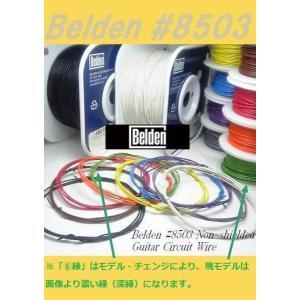 Belden 8503 ベルデン配線材  WIRE  ワイヤー  切り売り