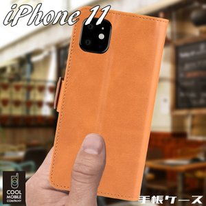 iphone 11 手帳 ケース  カラーはブラック、レッド、ネイビー、ブラウン、コーヒーブラウン ...