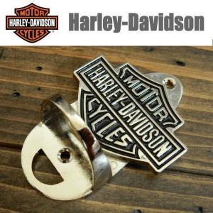 HARLEY-DAVIDSON(ハーレーダビッドソン) Bottle Opener ボトルオープナー 栓抜き|coolbiker-second