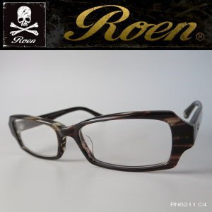 ROEN Roen ロエン 伊達メガネ サングラス RN-6211-C4|coolbiker-second