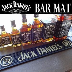 バーマット カウンター Bar Mat JACK DANIELS (ジャック・ダニエル) グラス置き/キッチン雑貨|coolbikers