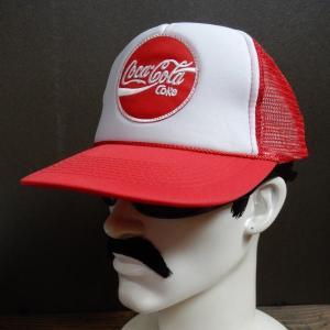 ワケアリ特価 アメカジメッシュキャップ MESH CAP アウトレット コカ・コーラ CocaCola|coolbikers
