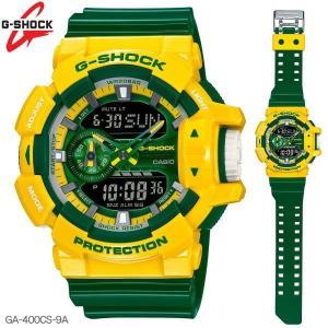 [カシオ] CASIO 腕時計 G-SHOCK クレイジーカラーズ Crazy Colors GA-400CS-9A|coolbikers