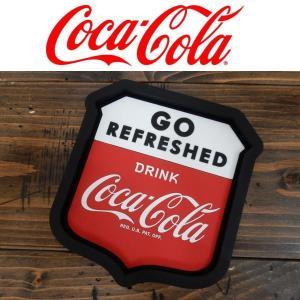 コカ・コーラ コーク COKE Rubber Tray ラバートレイ Desktop Sign GO CDC-001-GO|coolbikers