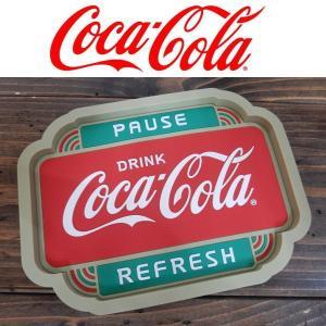 コカ・コーラ コーク COKE Rubber Tray ラバートレイ Desktop Sign Pause CDC-001-PS|coolbikers