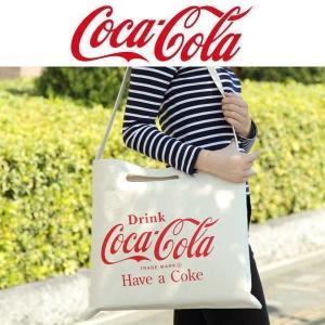 3WAYバッグ コカ・コーラ Coca-Cola COKE キャンバス ショルダーバッグ クラッチバッグ|coolbikers