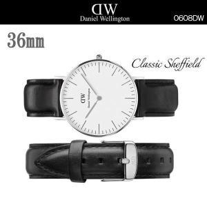 【訳あり】Daniel Wellington ダニエル ウェリントン クラシック 36mm 腕時計 ユニセックス 0608DW|coolbikers