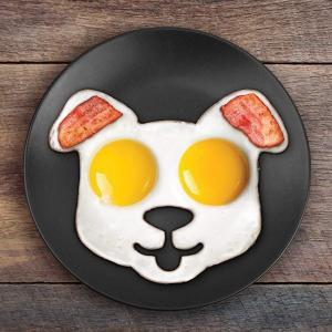 目玉焼き FUNNY-SIDE-UP FRED フレッド ワンコ 犬 Dog Egg Mold エッグモールド coolbikers