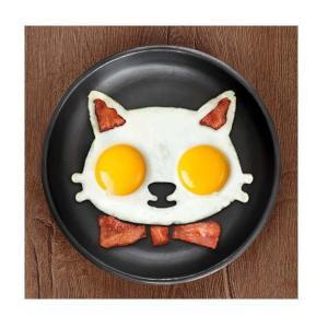 目玉焼き FUNNY-SIDE-UP FRED フレッド CAT 猫 キャット エッグモールド coolbikers