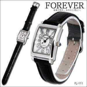 Forever フォーエバー レディースウォッチ 腕時計 FL-111-BK|coolbikers