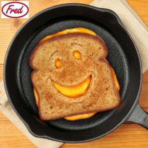 FRED フレッド サンドイッチカッター チーズグリン CHEESY GRIN 食パン カッター coolbikers