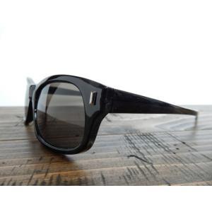 サングラス 黒縁メガネ 伊達めがね Italy Design イタリーデザイン サムクロ ジャックス 063-3|coolbikers|03