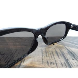 サングラス 黒縁メガネ 伊達めがね Italy Design イタリーデザイン サムクロ ジャックス 063-3|coolbikers|04