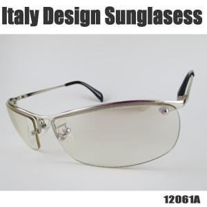 サングラス 伊達めがね Italy Design イタリーデザイン 12061A|coolbikers