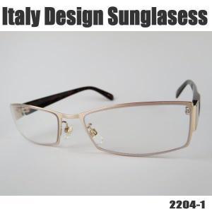 サングラス 伊達めがね Italy Design イタリーデザイン ITALY-2204-1|coolbikers