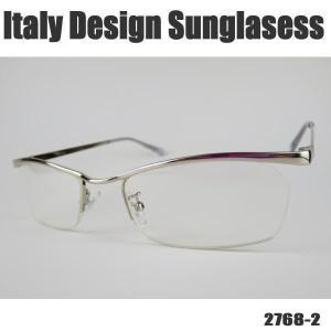 サングラス 伊達めがね Italy Design イタリーデザイン ITALY-2768-2|coolbikers