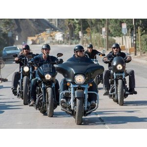サングラス 黒縁メガネ 伊達めがね Italy Design イタリーデザイン サムクロ ジャックス 5035-CL coolbikers 05
